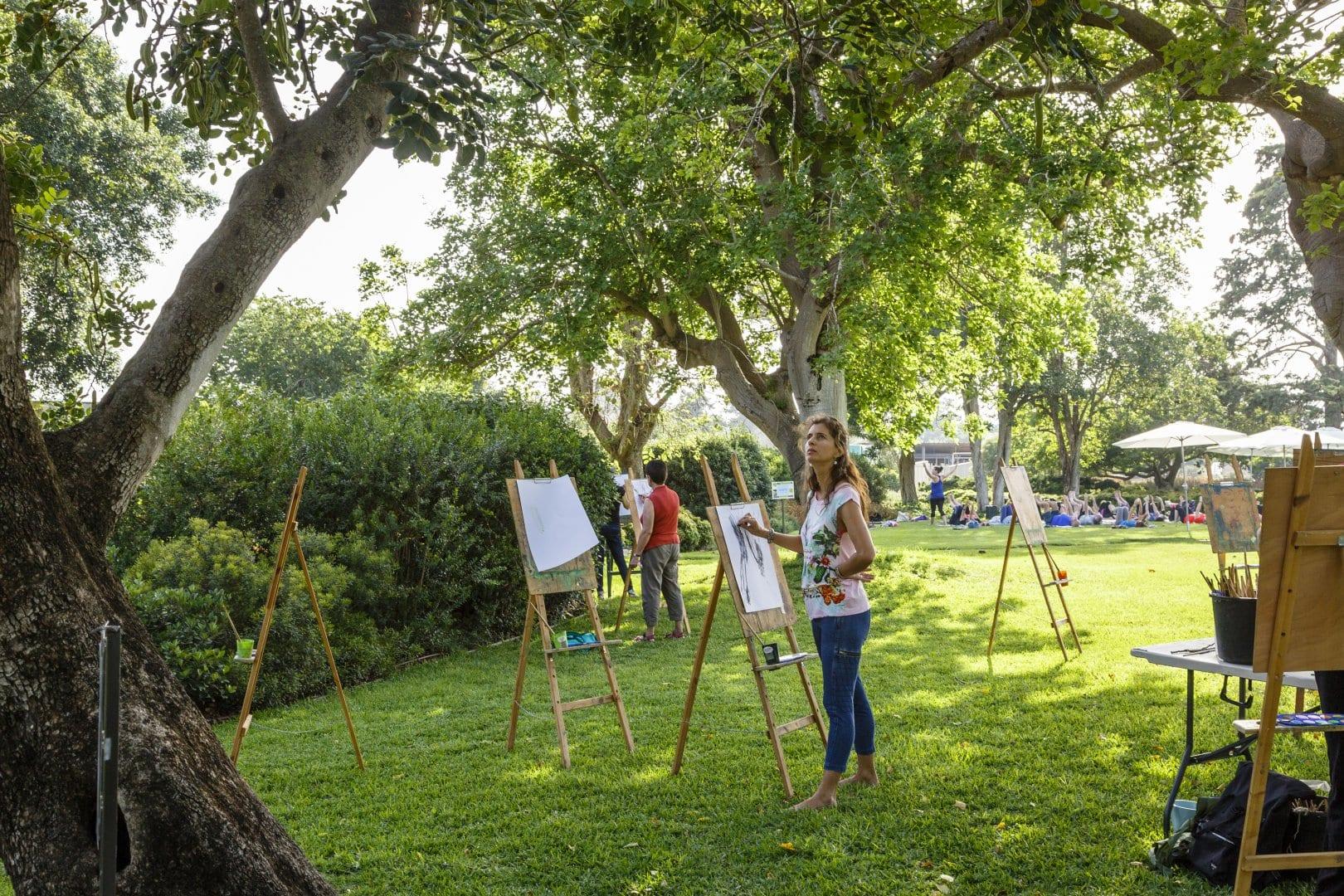 Ramat Hanadiv Gardens, May 2018, Zichron Yaacov, Israel.
