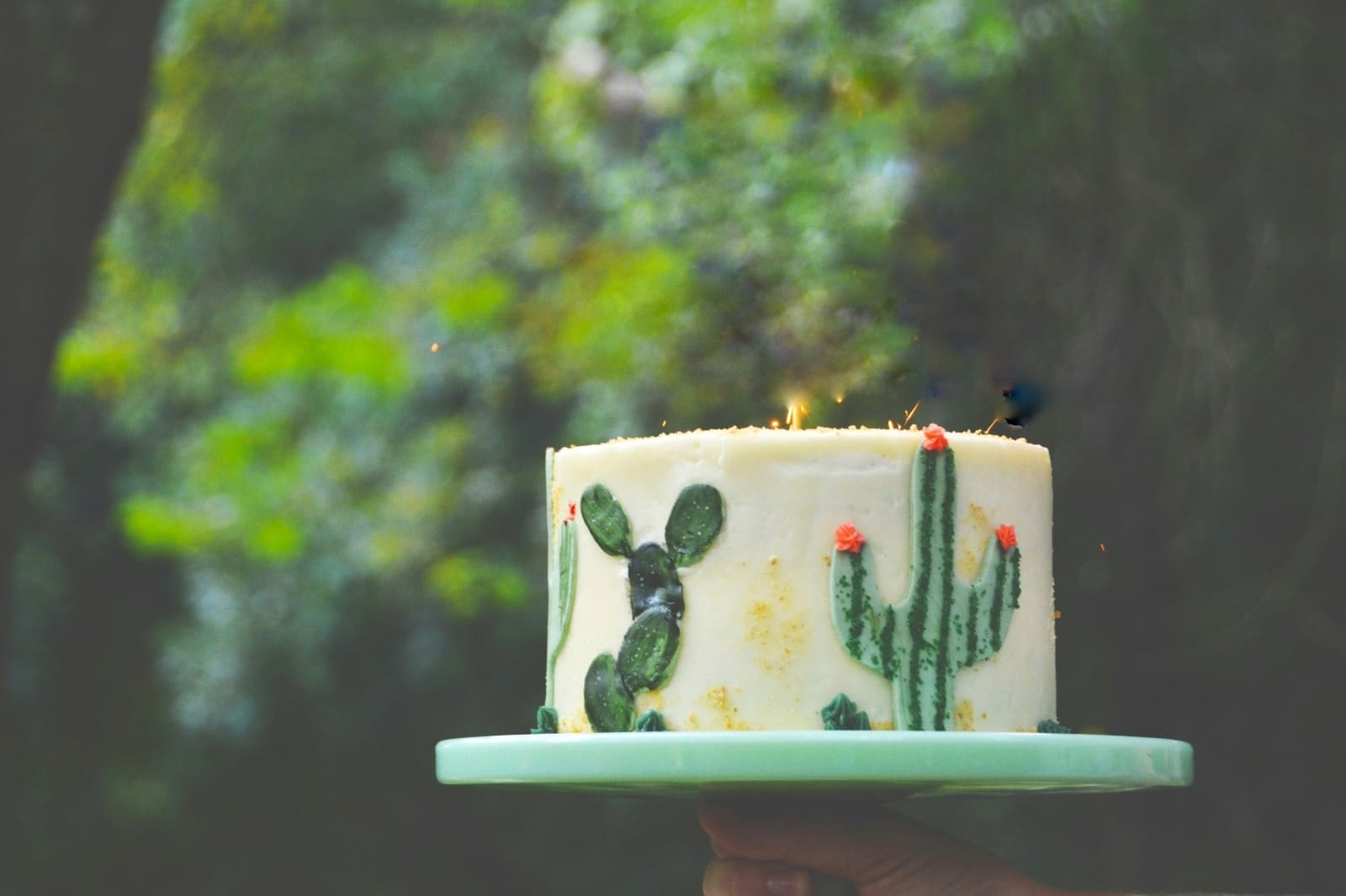 עוגת יומולדת