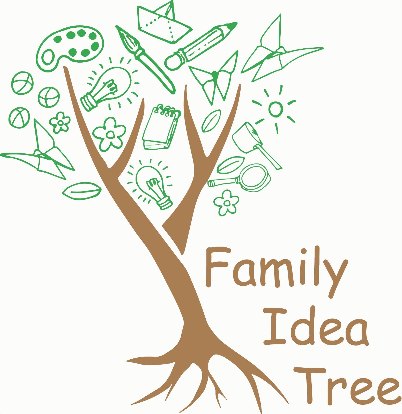 family idea tree